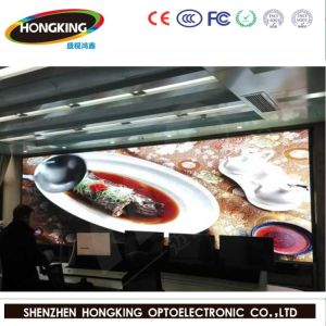 New -P3 Indoor Rental LED Screen LED Video Wall pictures & photos
