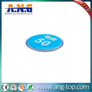13.56MHz Circular Epoxy NFC Metal Tag pictures & photos