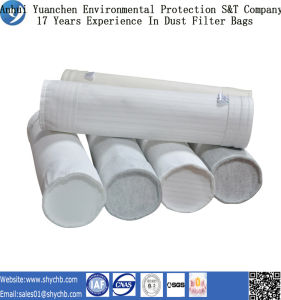Dust Filter Bag for Bag Filter Housing Used for Dust Collection Polyester Filter Bag pictures & photos