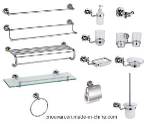 Stainless Steel Bathroom Accessories Tower Rack pictures & photos