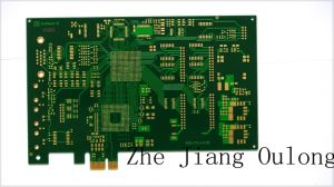 Printed Circuit Board- Lead Free (OLDQ-09) pictures & photos