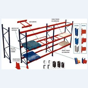 Adjustable Industrial Warehouse Storage Rack Heavy Duty Pallet Rack pictures & photos