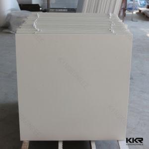 600X600X15mm Beige Quartz Artificial Marble Stone Tile (Q17062111) pictures & photos