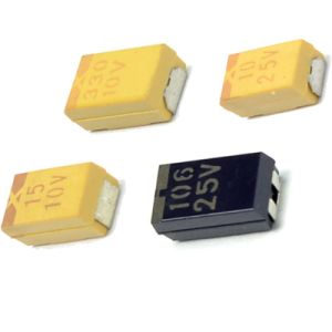 4.7UF SMD Tantalum Capacitor pictures & photos