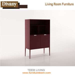 Nordic Design OEM Side Table Metal Cabinet pictures & photos