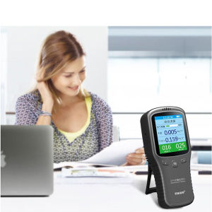 Voc Air Quality Gas Detector with Temperatuer Humidity