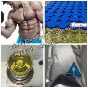 99% Injection Oil Effective Liquid Methenolone Acetate 100mg/Ml pictures & photos