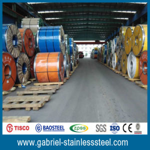 Hot Rolled No. 1 Finish 202 Stainless Steel Coil 10mm pictures & photos