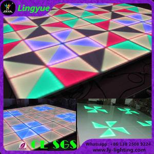 Amazing Effect DMX RGB LED Dance Floor pictures & photos