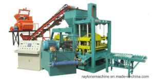 Qt4-15b Hollow Block Making Machine Automatic Paver Brick Making Machine pictures & photos