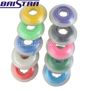 Dental Colorful Elastic Power Chain pictures & photos