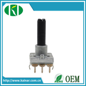 16mm Rotary Encoder Without Switch Plastic Shaft Ec16-1 pictures & photos