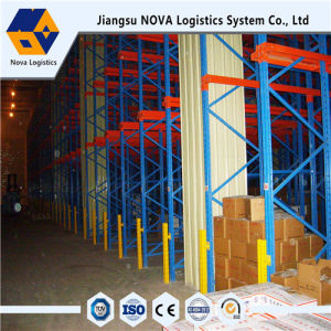 Metal Q235 ISO9001&Ce Multi-Layer Adjustable Drive in Racking pictures & photos
