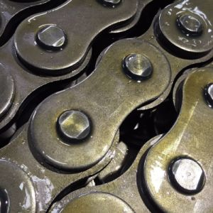 ANSI/DIN/ISO Manufacturing Short-Pitch Precision Roller and Bush Chains pictures & photos