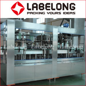 Carbonated Drinks Filling Machine for Beverage Factory pictures & photos