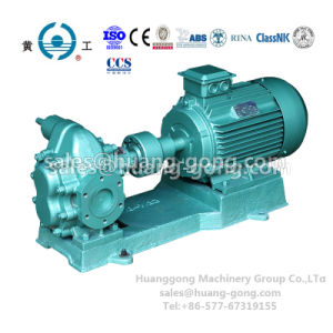KCB633 Gear Oil Pump for Vegetable Oil Transfer pictures & photos