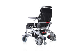 E-Throne Foldable Portable Reliable Affordable Electric Wheelchair with Ce Certificate pictures & photos