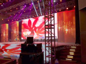 Indoor Rental Full Color P5.95 Digital Display with 500X500mm Panel pictures & photos