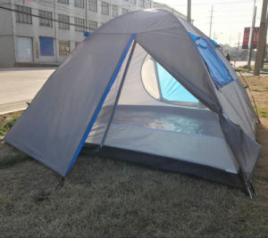 Single Person Camping Mountain Hiking Backpacking Tent pictures & photos