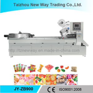 Automatic Packaging Machine for Chocolate Candy Packing pictures & photos