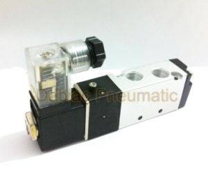 4V110 Series 5/2 Way Air Pneumatic Valve Airtac pictures & photos