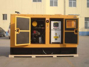 30kVA Deutz Price Generator for Sound System with Brushless Alternator pictures & photos