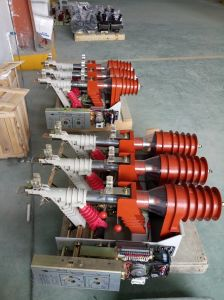630A 11kv Load Break Disconnecting Switch pictures & photos