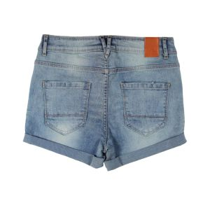 2017 Lady′s Summer Fashion Hot Short Denim (MY-003) pictures & photos