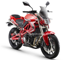 Geely Street Motorbike Efi Italian Style (JM400-2) pictures & photos
