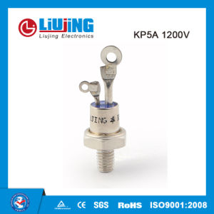 Kp5a 1600V (Stud Version) Phase Control Thyristors Rectifier Diode pictures & photos