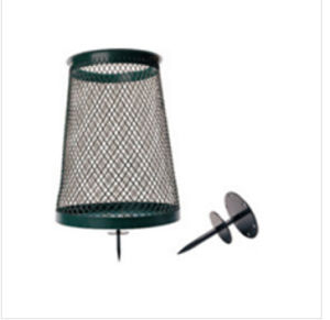 Stainless Steel Mesh Bin, with or W/O Handle