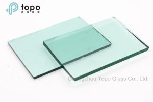 Tinted Light Green / French Green Float Building Glass (C-FG) pictures & photos