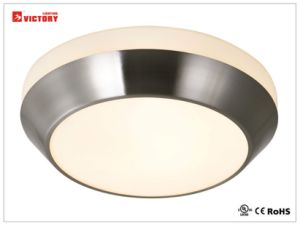 Waterproof Simple Round Home Modern LED 5W Ceiling Light with Opal Glass pictures & photos