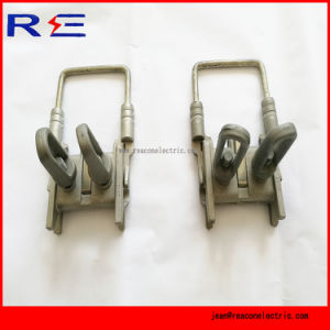 High Strength Aluminum Casting U Bolt Type Dead End Loop Clamp pictures & photos