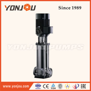 Dl Vertical Multi-Stage Centrifugal Water Pump pictures & photos