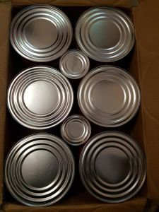 Double Concentre De Tomate Canned Tomato Paste From China pictures & photos