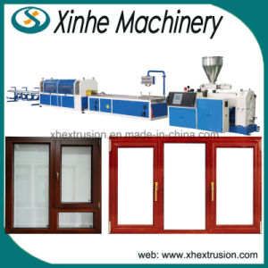 Plastic Wood Profile Extrusion Machine with High Quality and Efficience
