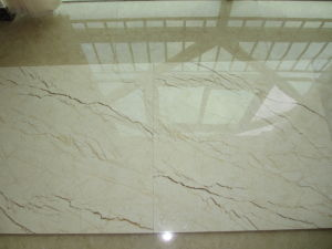 Full Body Marble Stone Porcelain Tile with Light Color pictures & photos