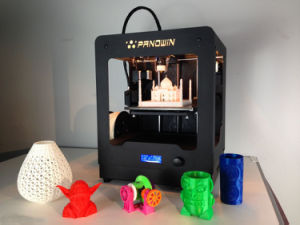 Fdm Desktop Three-in-One Assemble Funny Metal 3D Printer for Education and Office pictures & photos