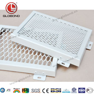 Globond Perforated Aluminum Panels for Exterior& Interior Usage pictures & photos