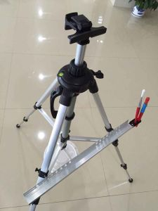Hand-Cranking Tripod Display Stand Aluminum Easel pictures & photos