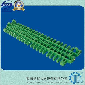 Modular Belt IS615 Radius Flush Grid With Pop-up Flights pictures & photos