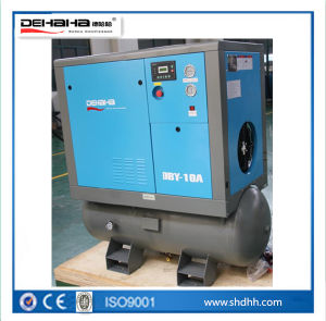 VFD Variable Speed Frequency Screw Compressor Oilless Air Compressors pictures & photos