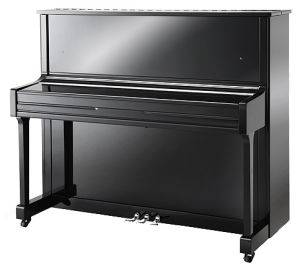 Upright Piano E9-121 Musical Keyboard China Schumann pictures & photos
