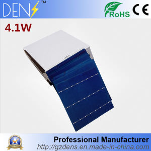 4.1W 156X156mm Polycrystalline Silicon Solar Cell for 5V Solar Panel pictures & photos