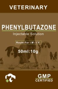 Animal Drug Phenylbutazone Injection Veterinary 50ml pictures & photos