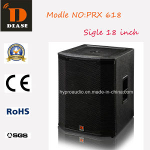 Prx618 Single 18inch Active Subwoofer Active Loudspeaker, Passive Speaker pictures & photos