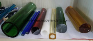 Clear&Color Glass Tube and Rods for Lighting Crystal Lamp Chandelier pictures & photos