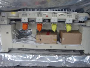 6 Heads Embroidery Machine pictures & photos