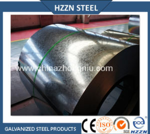 Galvanized Steel Rolls with Regular Spangle pictures & photos